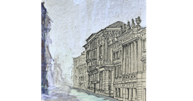 Fassaden in Triest (c) Andreas Erber