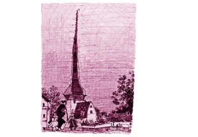 Die unheilige Kirche Sankt Katrin