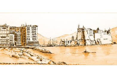 An Corona-Ufern